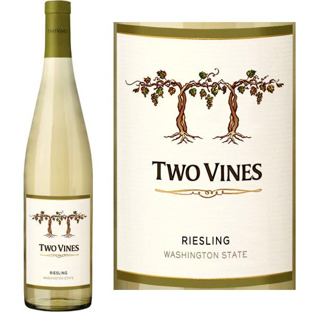 Two Vines Riesling Washington