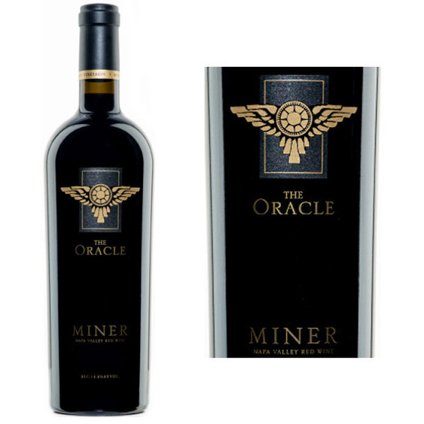 Miner Family The Oracle Napa Red Blend