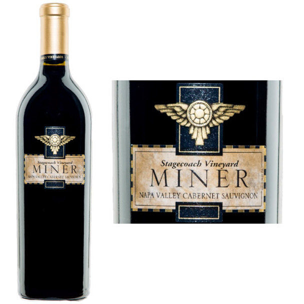 Miner Family Stagecoach Vineyard Napa Cabernet