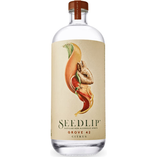 Seedlip Grove 42 Distilled Non-Alcoholic Spirits 750ml