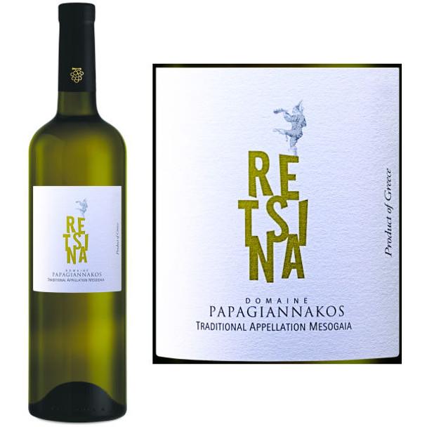 Domaine Papagiannakos Retsina