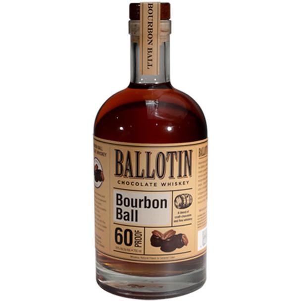 Ballotin Bourbon Ball Chocolate Whiskey 750ml