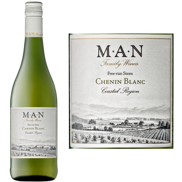 MAN Family Wines Coastal Region Chenin Blanc