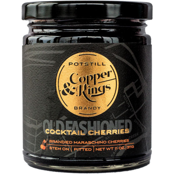 Copper & Kings Old Fashioned Cocktail Cherries 11oz