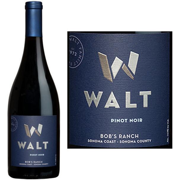 Walt Bob's Ranch Sonoma Coast Pinot Noir