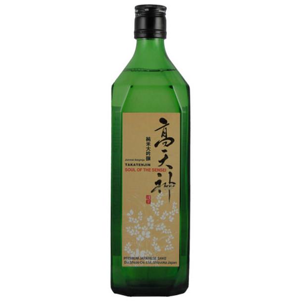 Takatenjin Soul Of The Sensei Junmai Daiginjo Sake 300ml