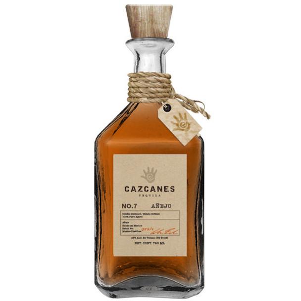 Cazcanes No.7 Anejo Tequila 750ml