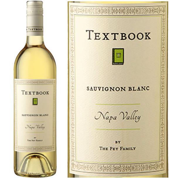 Textbook Napa Sauvignon Blanc