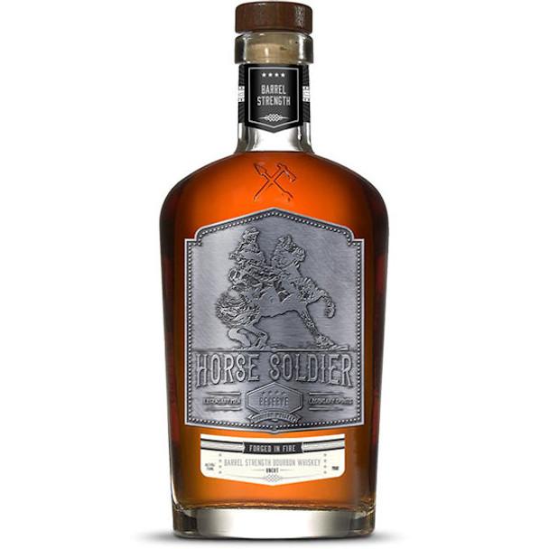 Horse Soldier Barrel Strength Bourbon Whiskey 750ml