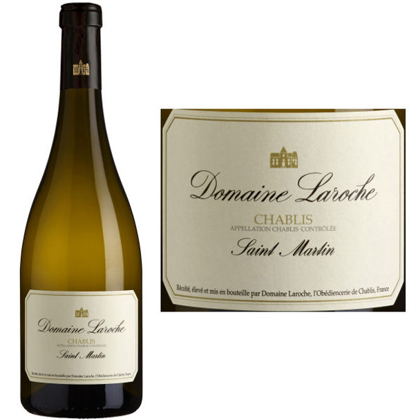 Domaine Laroche Chablis Saint Martin Chardonnay