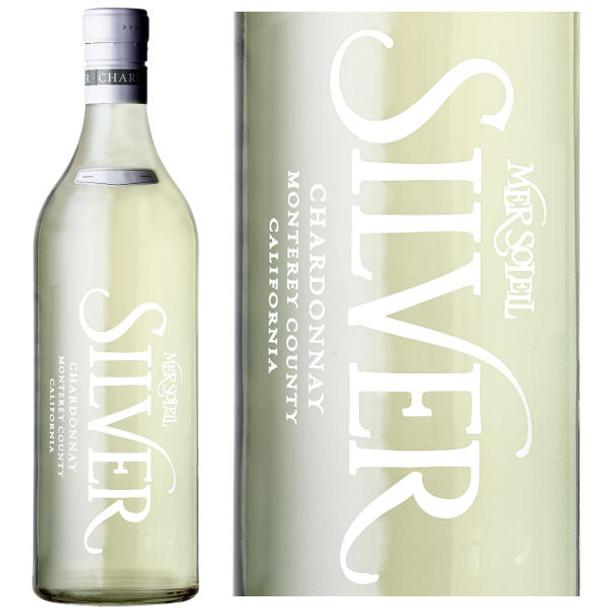 Silver by Mer Soleil Monterey Unoaked Chardonnay