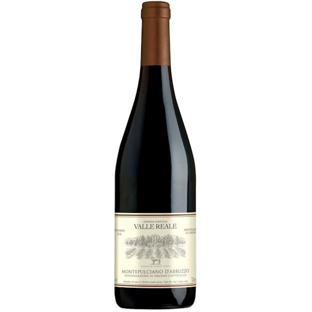 Valle Reale Montepulciano d'Abruzzo Vigneto di Popoli DOC