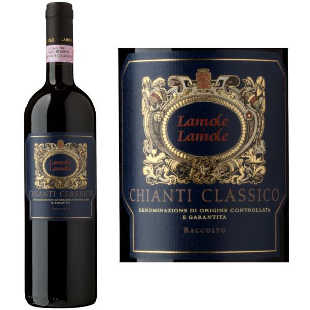 Lamole Di Lamole Blue Label Chianti Classico DOCG