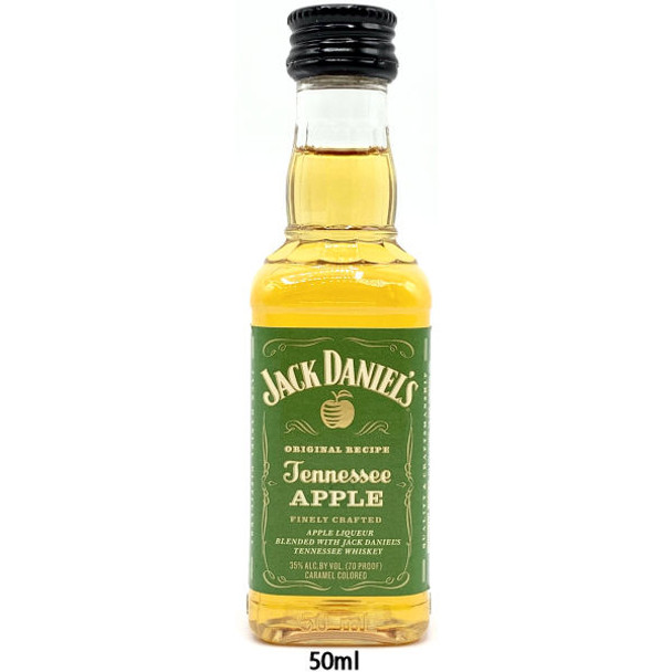 50ml Mini Jack Daniel's Tennessee Apple Liqueur