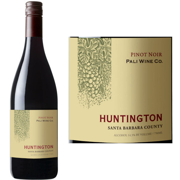 Pali Wine Co. Huntington Santa Barbara Pinot Noir