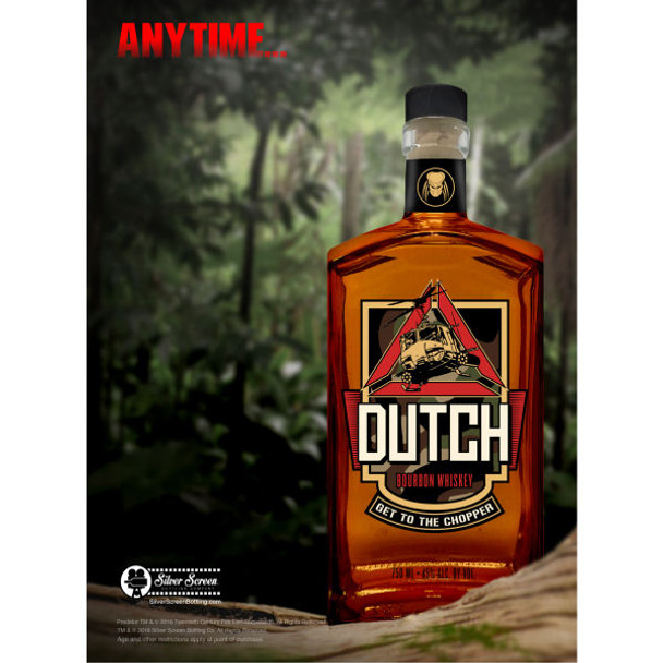 Dutch Bourbon Whiskey 750ml