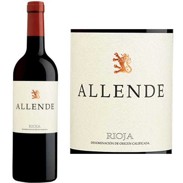 Finca Allende Tempranillo Rioja DOC