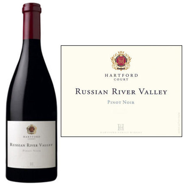 Hartford Court Russian River Pinot Noir