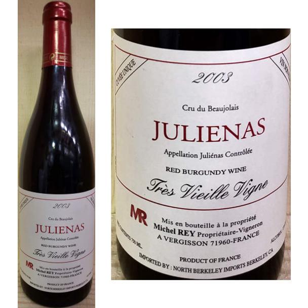 Michel Rey Julienas Red Burgundy