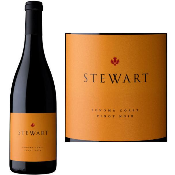 Stewart Cellars Sonoma Coast Pinot Noir
