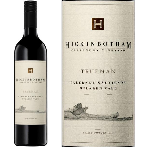 Hickinbotham Trueman McLaren Vale Cabernet