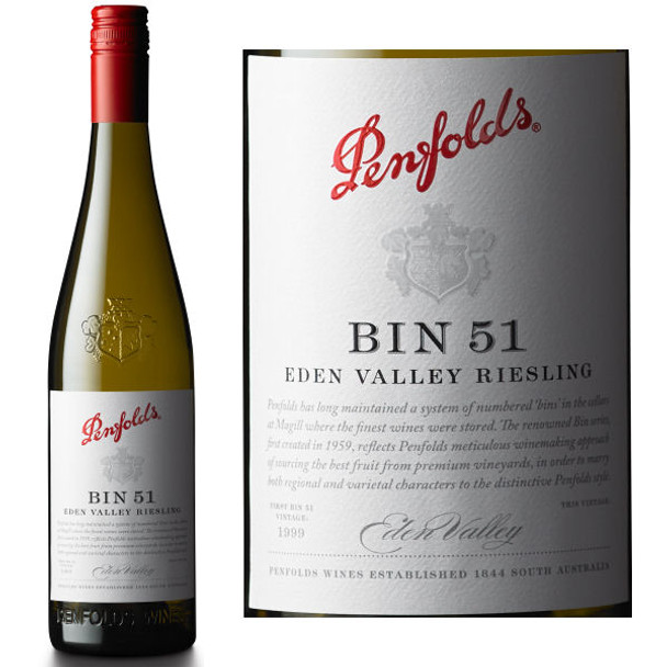 Penfolds Bin 51 Eden Valley Riesling