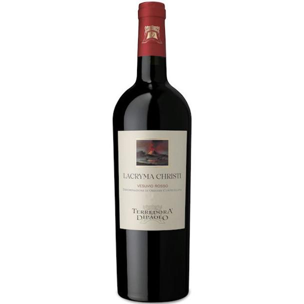 Terredora di Paolo Lacryma Christi del Vesuvio Rosso DOC