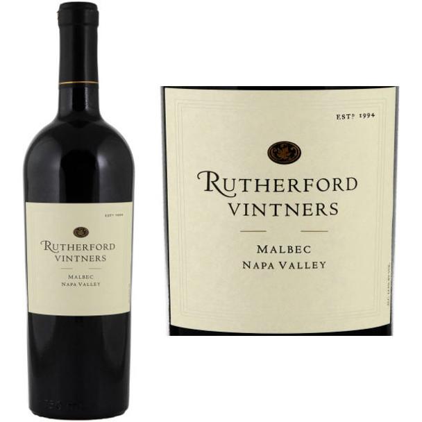 Rutherford Vintners Napa Malbec