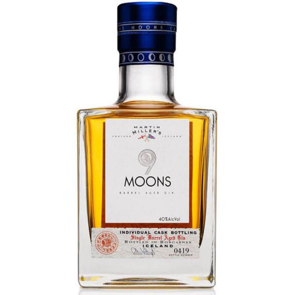 Martin Miller's 9 Moons Barrel Aged Gin 375ml