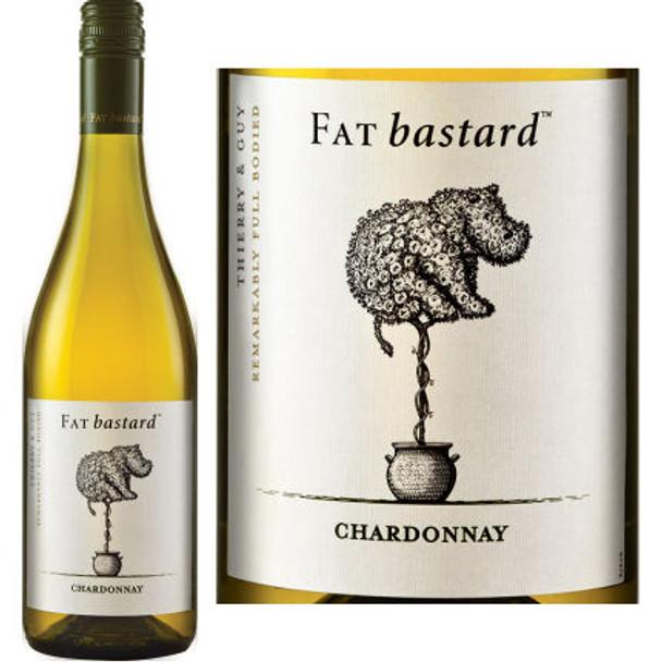 Fat Bastard by Thierry & Guy Chardonnay