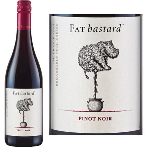 Fat Bastard by Thierry & Guy Pinot Noir