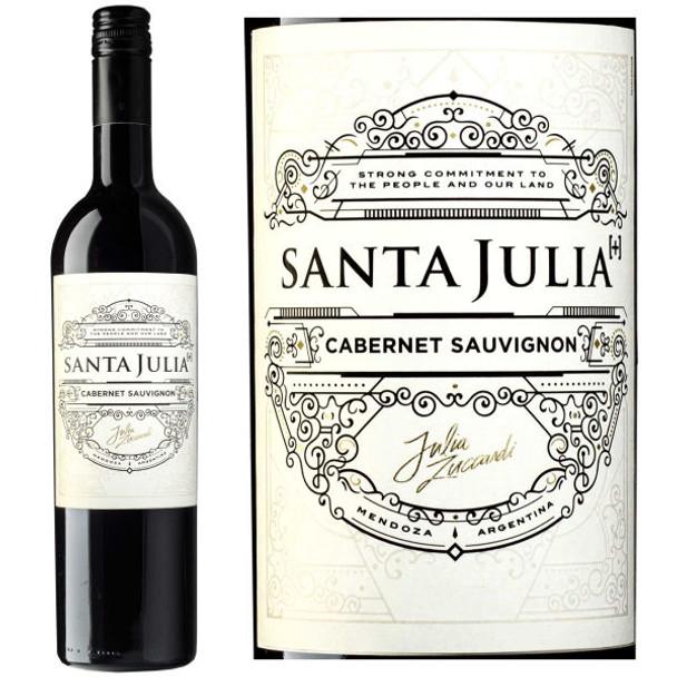Santa Julia Plus Mendoza Cabernet (Argentina)