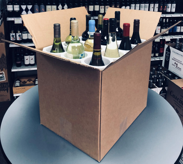 Mystery Wine Case #58