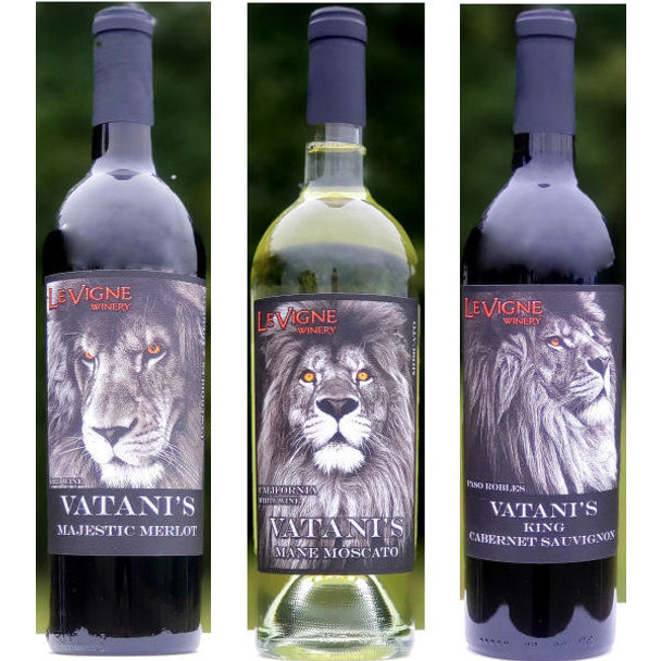 Le Vigne Vatani's Wine Assorted Case