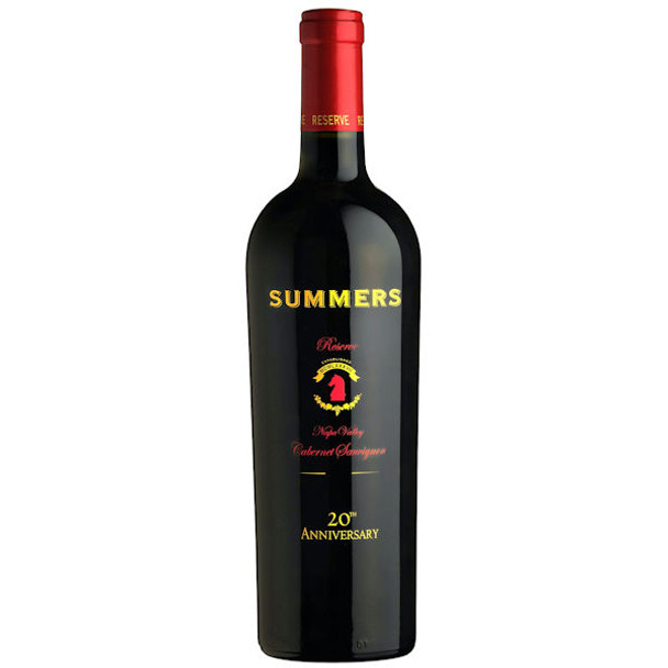 Summers Estate Reserve Napa Cabernet