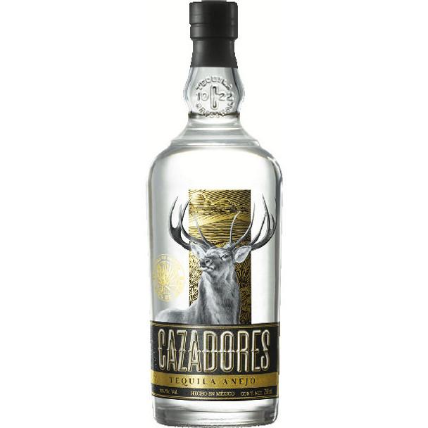 Cazadores Anejo Cristalino Tequila 750ml