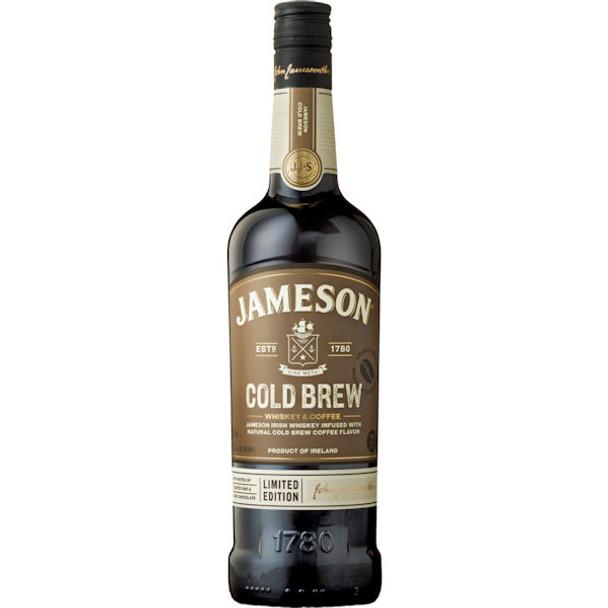 Jameson Cold Brew Coffee and Irish Whiskey 750ml