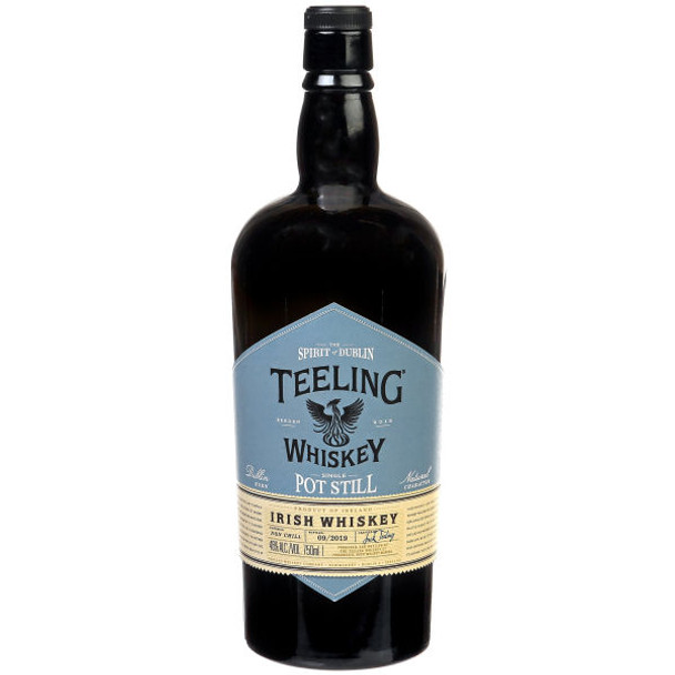 Teeling Single Pot Still Irish Whiskey 750ml