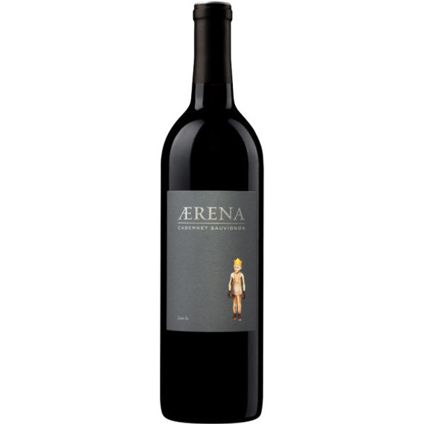 Aerena by Blackbird Vineyards Lake County Cabernet