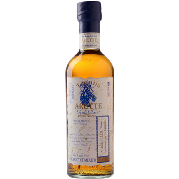 Arette Gran Clase Extra Anejo Tequila 750ml