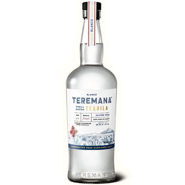 Teremana Small Batch Blanco Tequila 1L