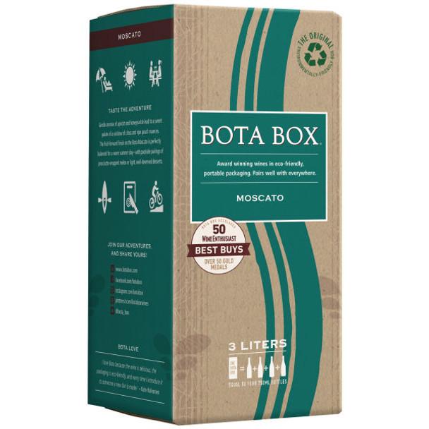 Bota Box Moscato 3L