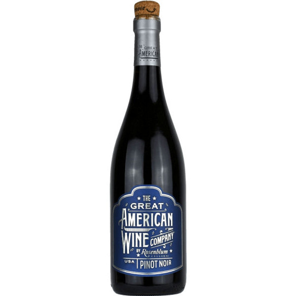 The Great American Wine Company by Rosenblum Pinot Noir