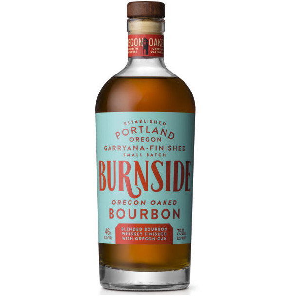 Burnside Oregon Oaked Bourbon 750ml