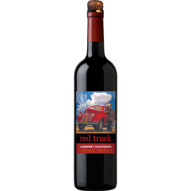 Red Truck California Cabernet