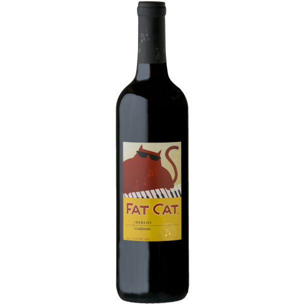 Fat Cat California Merlot