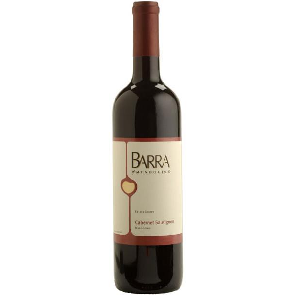 BARRA of Mendocino Organic Cabernet