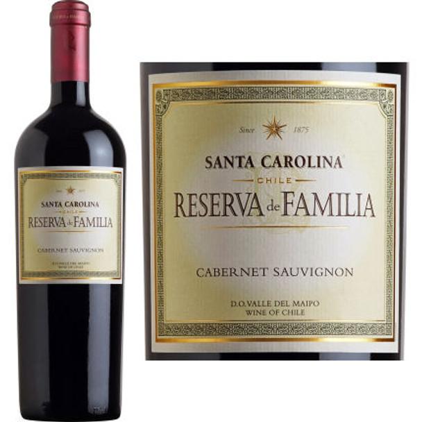 Santa Carolina Reserva de Familia Cabernet