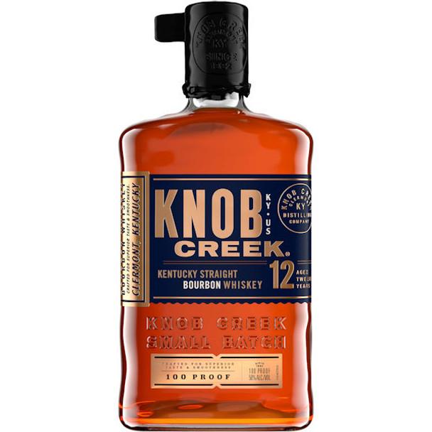 Knob Creek 12 Year Old Kentucky Straight Bourbon Whiskey 750ml