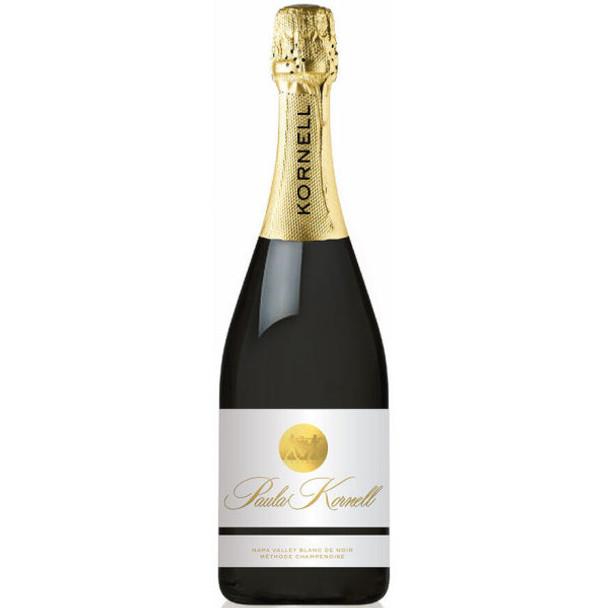 Paula Kornell Napa Blanc de Noir Sparkling Wine 2017